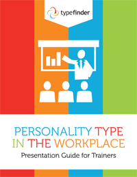 Free presentation guide for personality type workshop