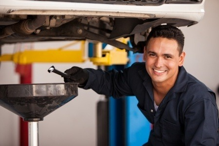 Mechanics are ideal career choices for ESTPs